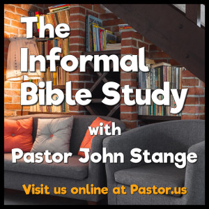The Informal Bible Study | Bible Study | Daily Devotions