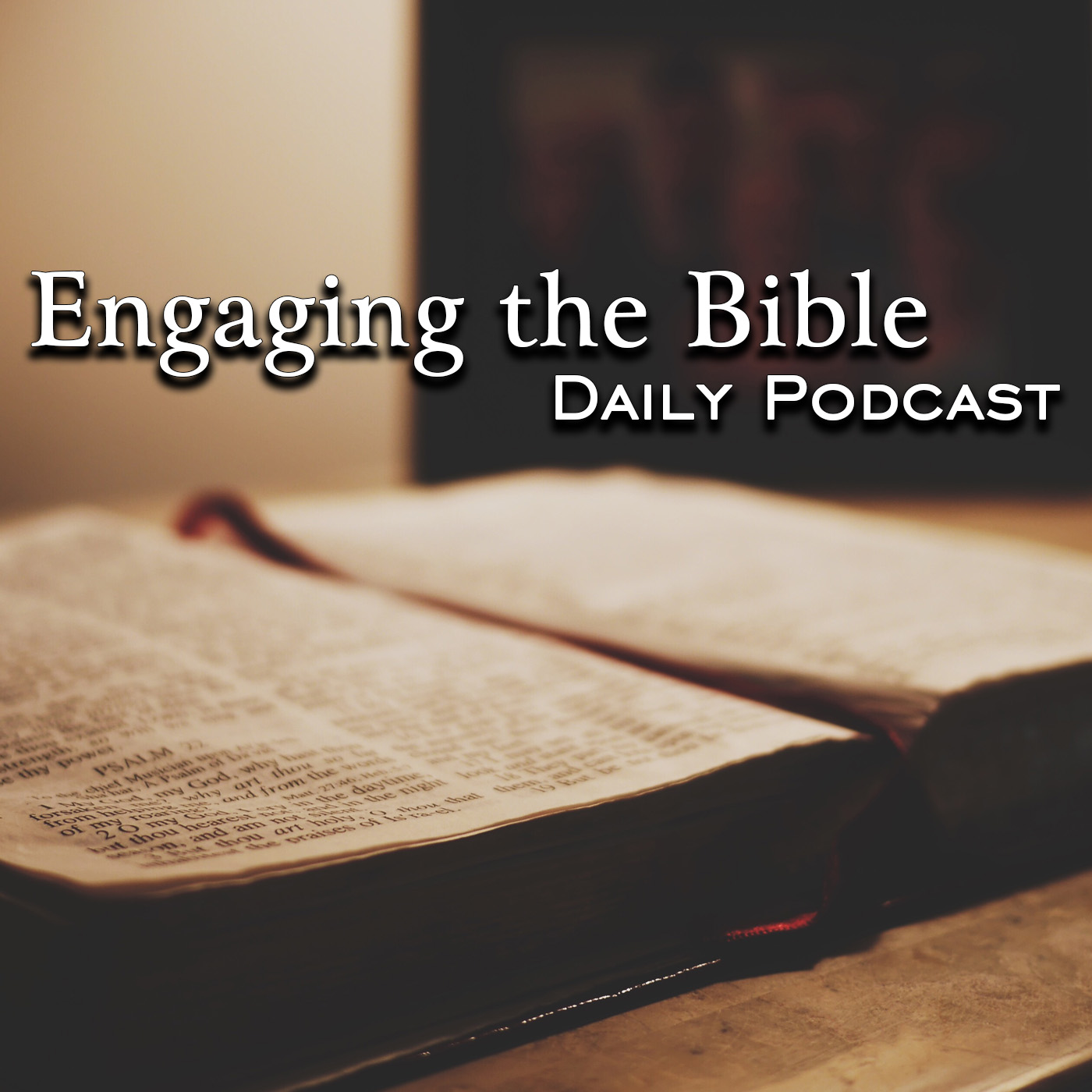 Engaging the Bible Daily Podcast