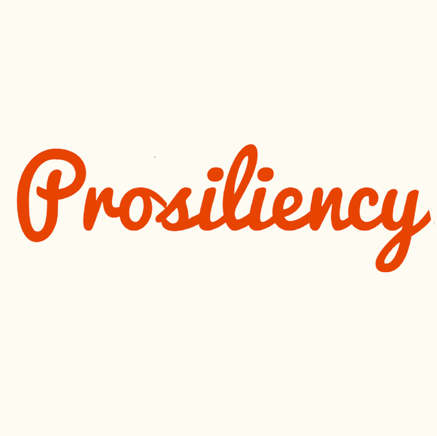 Prosiliency Podcast