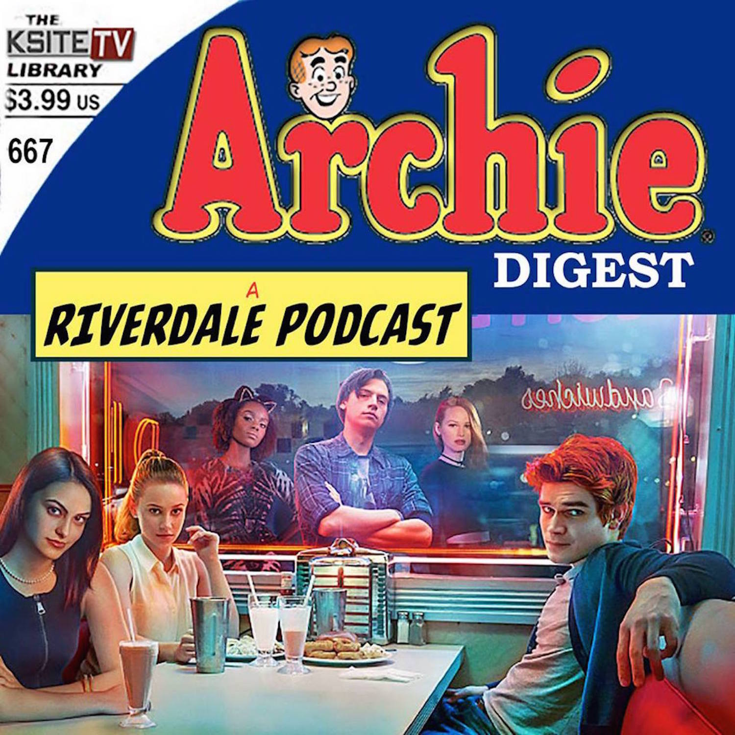 Archie Digest: A Riverdale Podcast