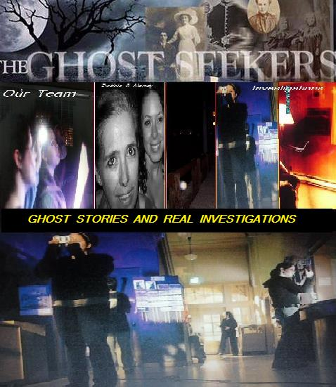 Ghost Stories and Real Investigations!