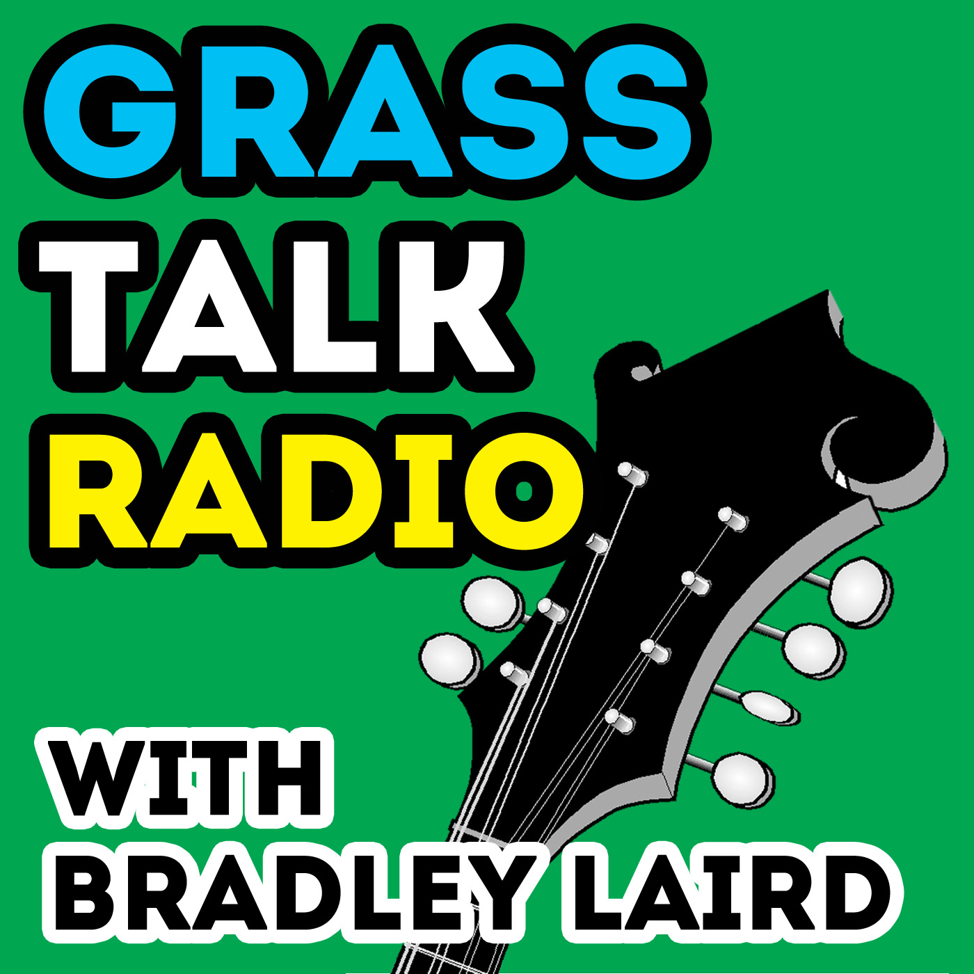Bradley Laird's Grass Talk Radio - Bluegrass