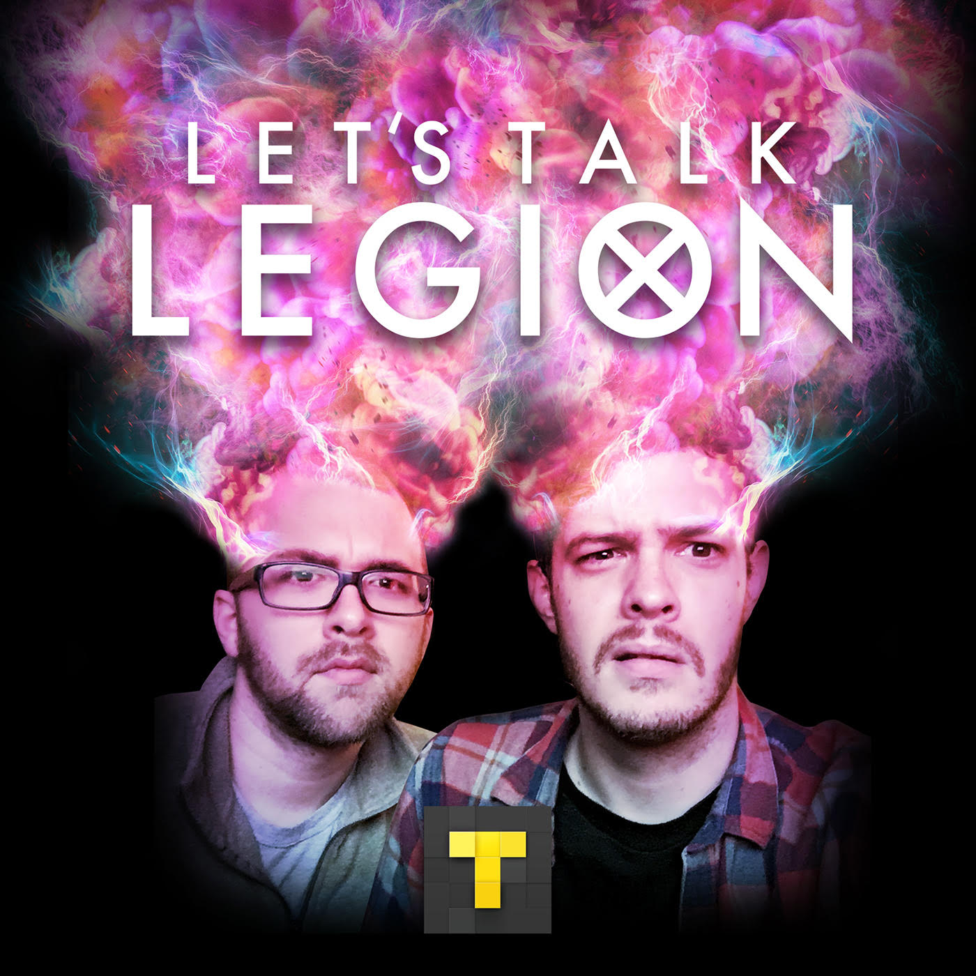 Let's Talk Legion