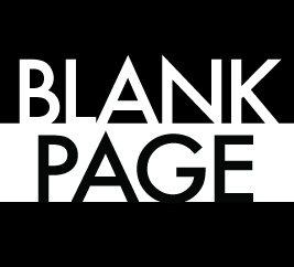 The Blank Page: a fresh stance on the issues facing today's generation