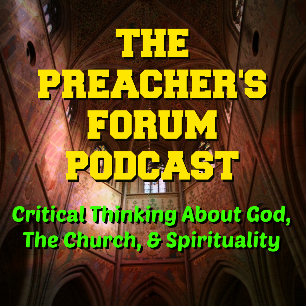 The Preacher's Forum Podcast