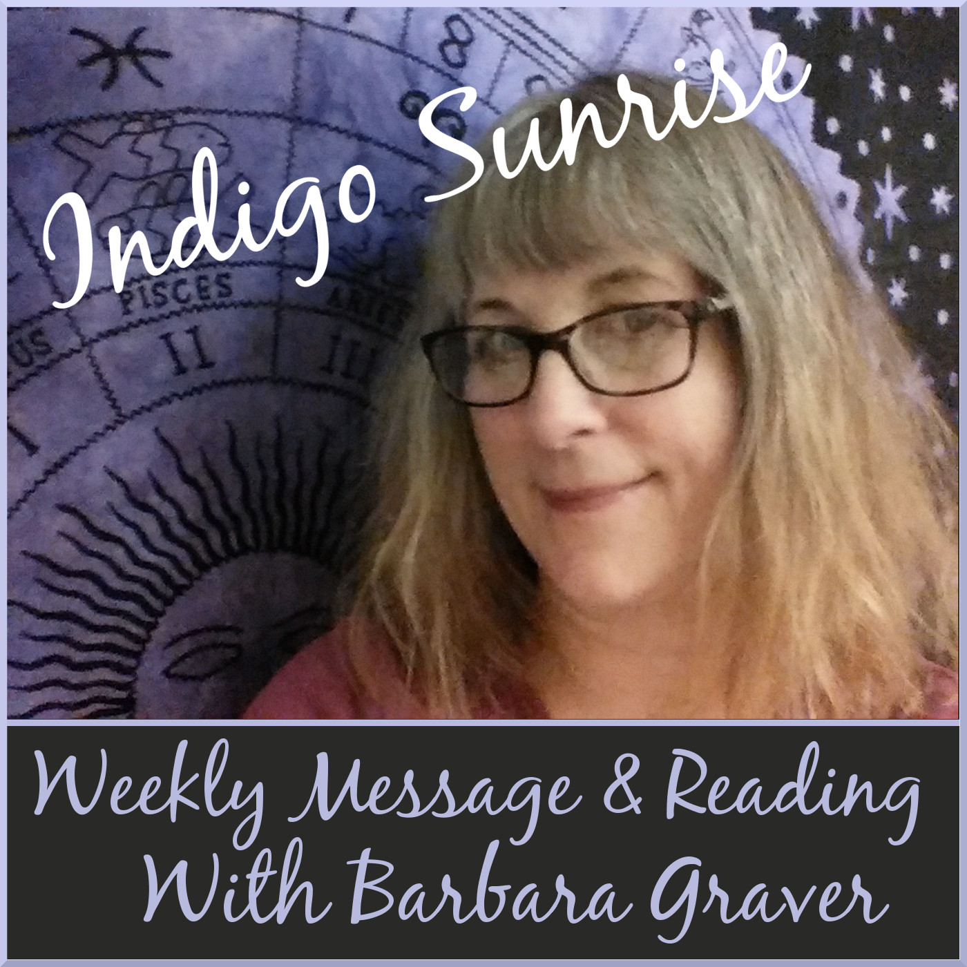 Indigo Sunrise with Barbara Graver