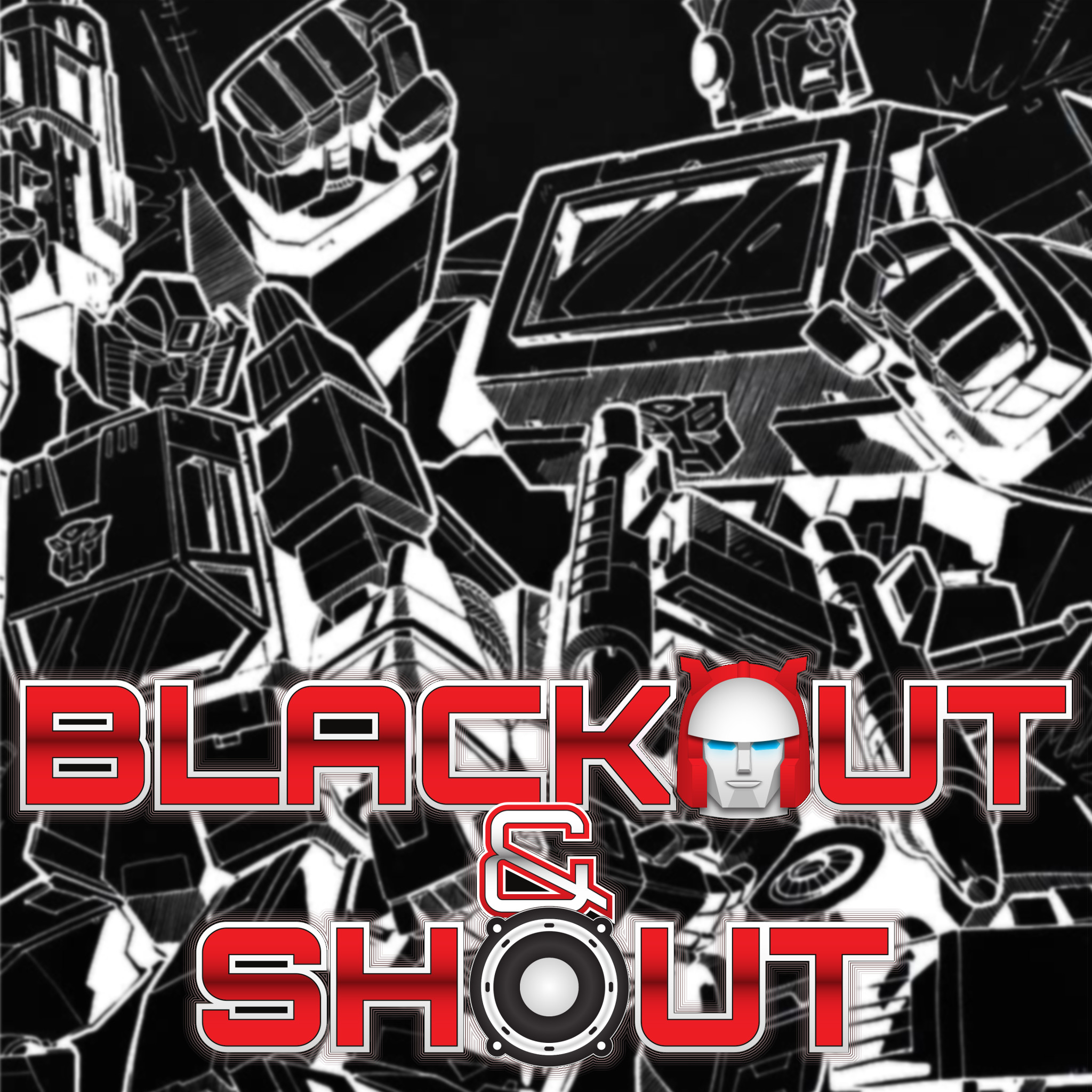 Blackout & Shout - Transformers, TV, Movies, Video Games, and other nerd topics