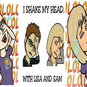 I SHAKE MY HEAD