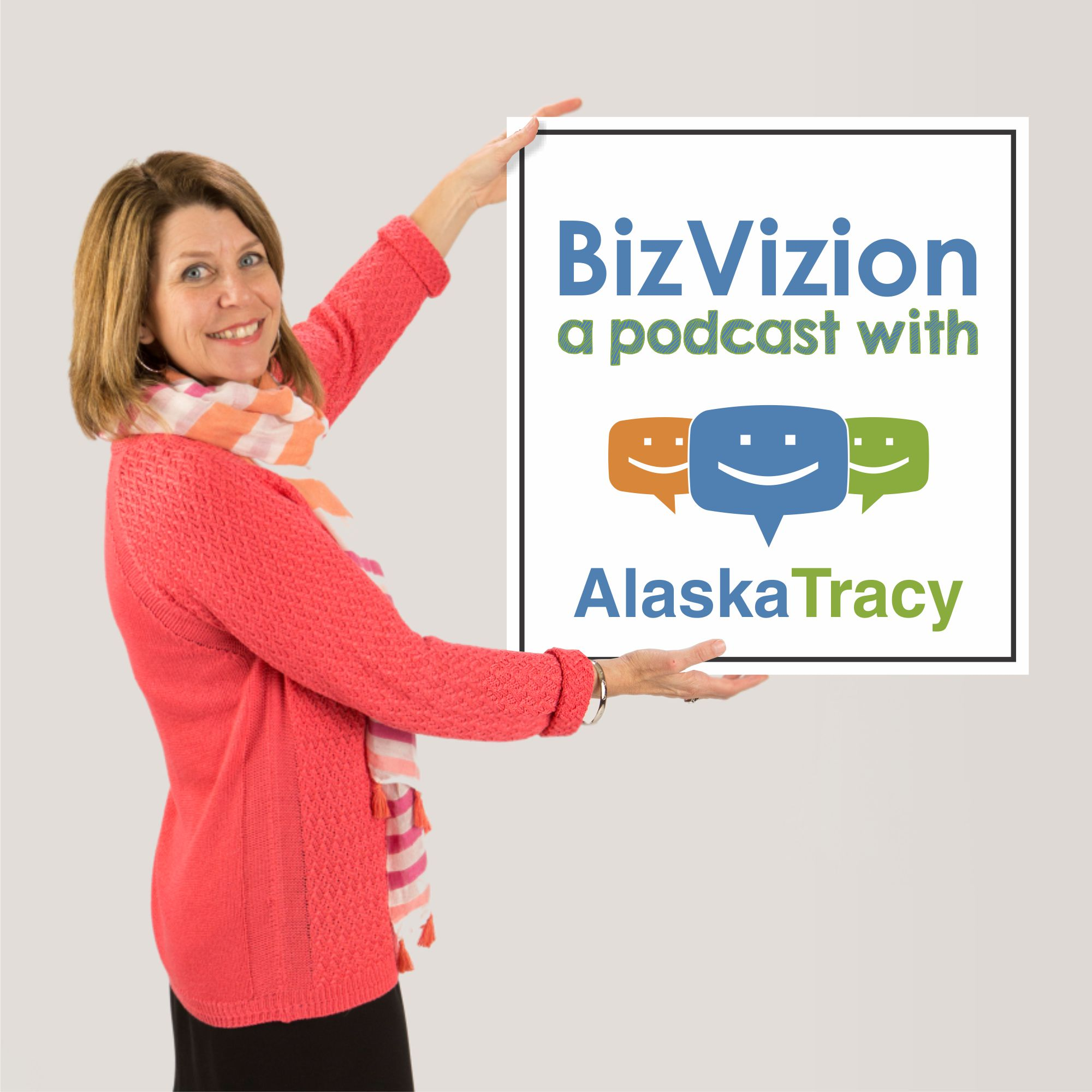 Biz Vizion with Alaska Tracy