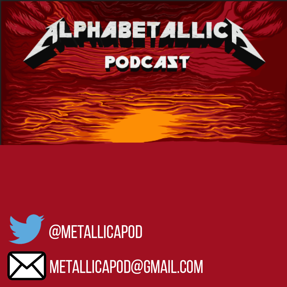 Alphabetallica - Metallica Podcast