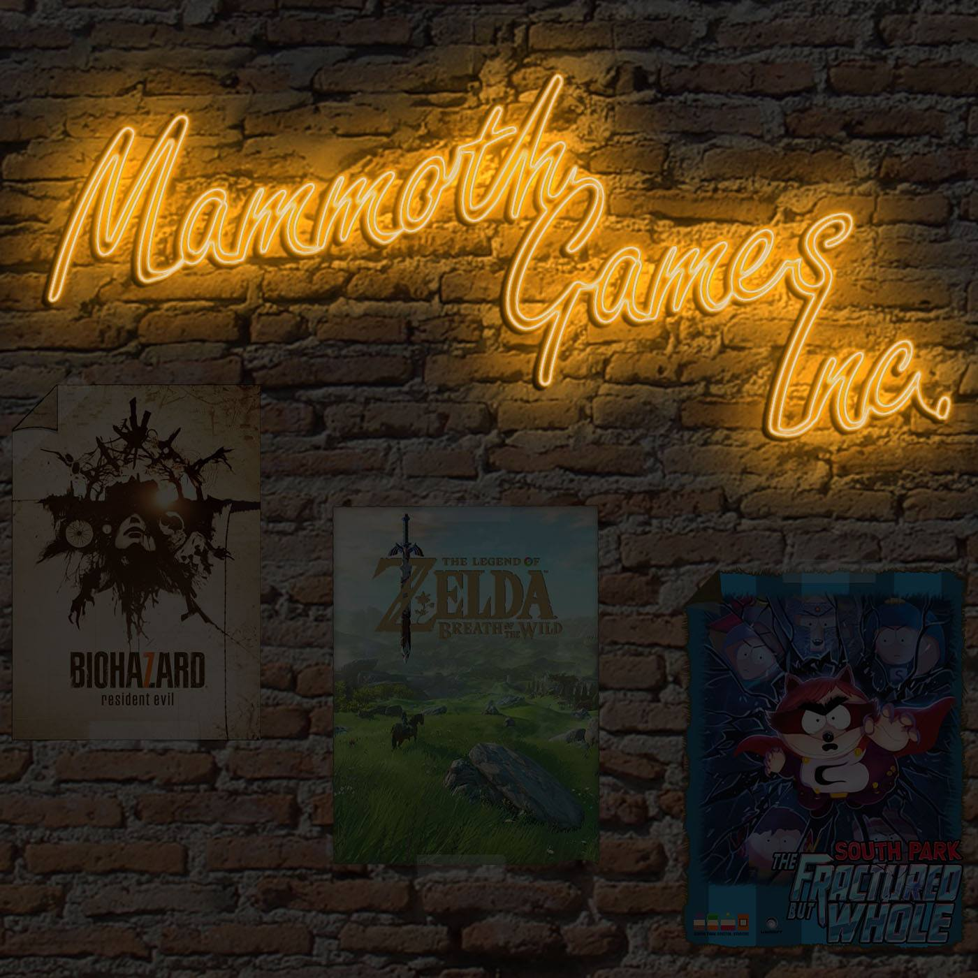 Mammoth Gamescast