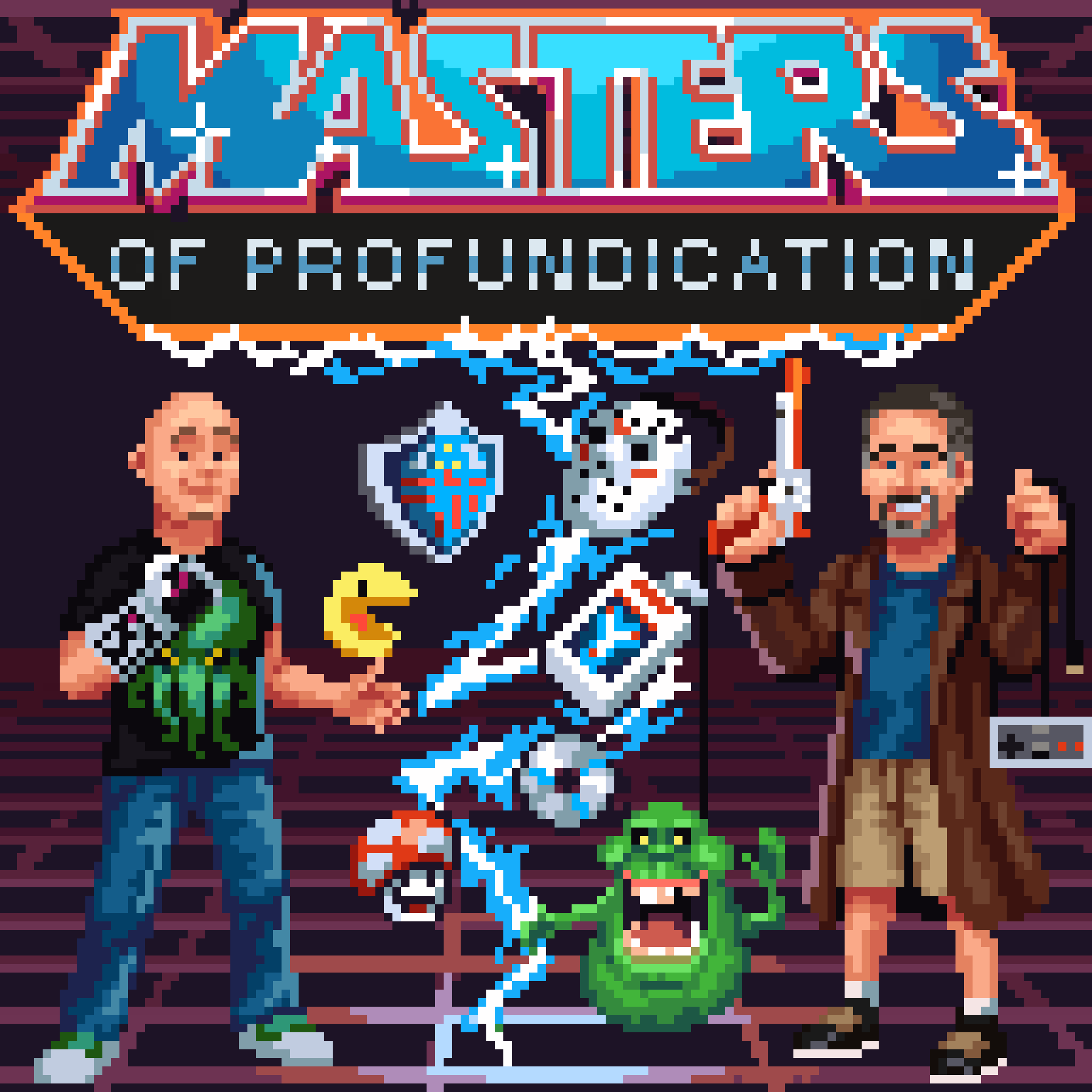 Masters of Profundication Podcast