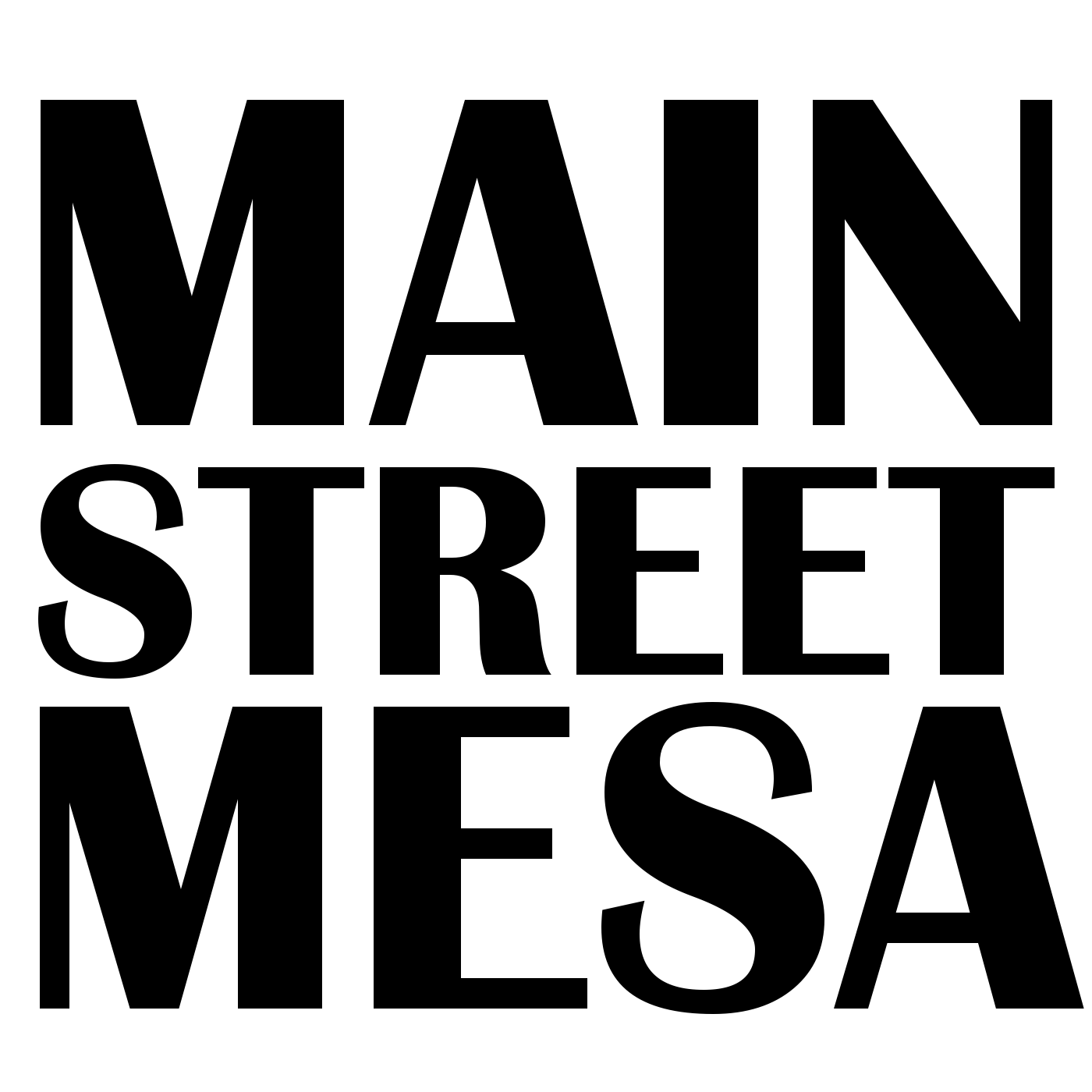 Main Street Mesa