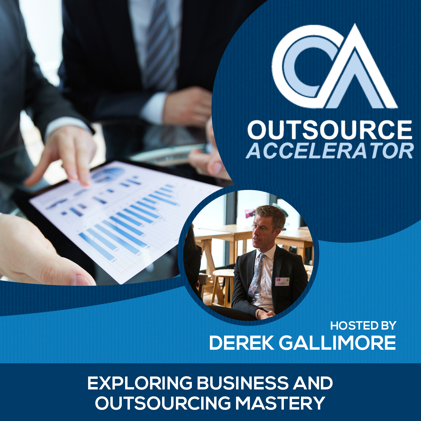 Outsource Accelerator Podcast with Derek Gallimore