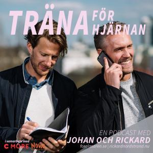 Träna för hjärnan med Johan och Rickard
