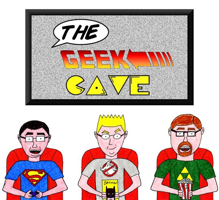 The Geek Cave Podcast