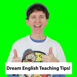 Dream English Teaching Tips Podcast