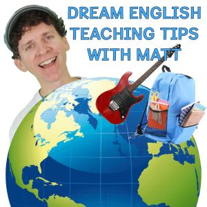 Dream English Teaching Tips Podcast