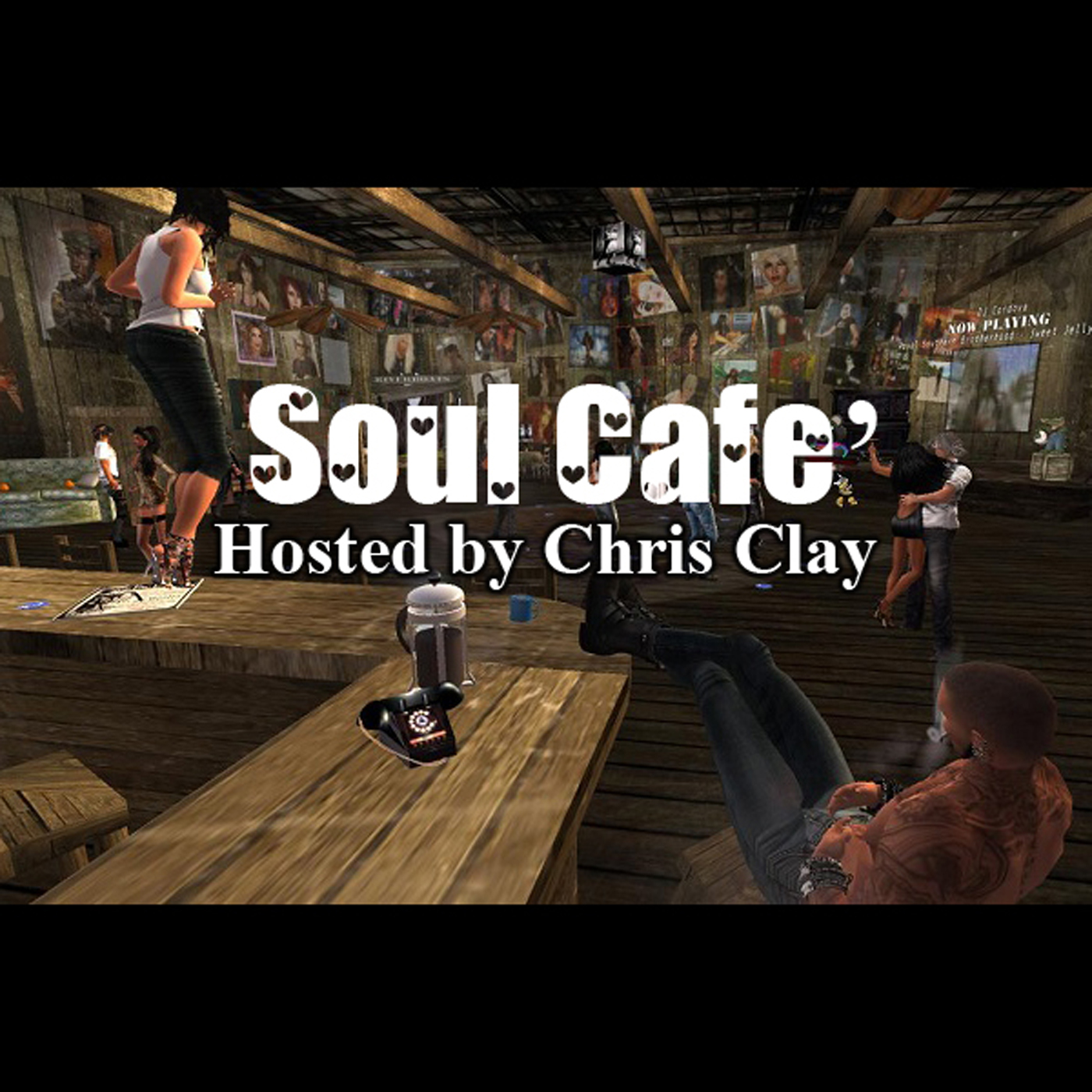 Chris Clay's Soul Cafe
