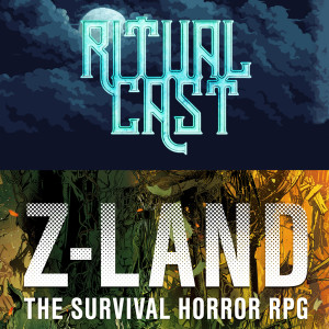 Z-LAND Survival Horror P&P Podcast