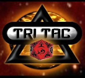 Tri Tac Games Podcast logo
