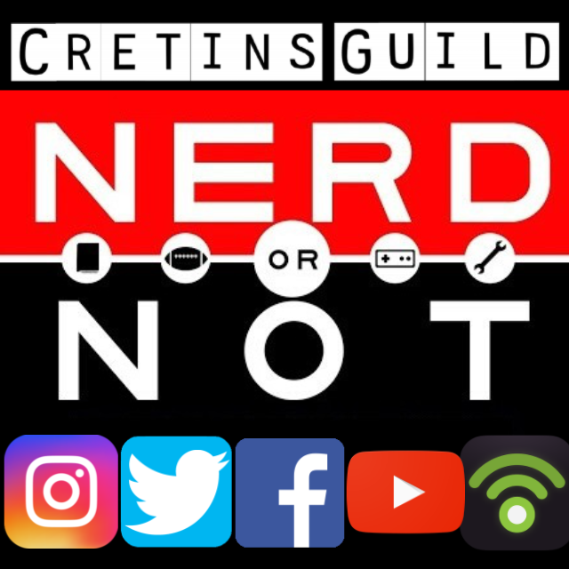 Nerd Or Not Podcast
