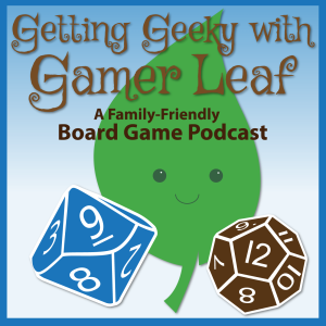 Getting Geeky with Gamer Leaf