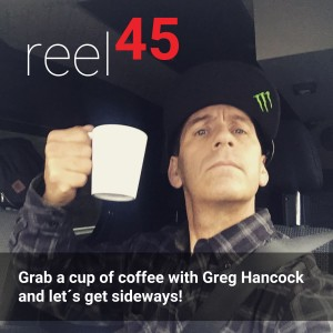 Reel45 Podcast with Greg Hancock and Stefan Juhnell