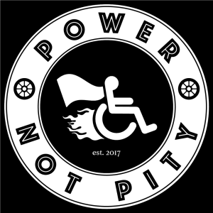 POWER NOT PITY