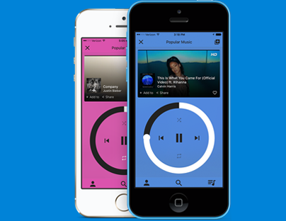 Trending Music Player: Stream and download your Favorite Music On