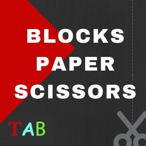 Blocks Paper Scissors