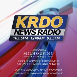 KRDO Newsradio 105.5 FM, 1240 AM and 92.5 FM