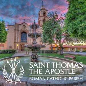Saint Thomas The Apostle Catholic Church, Phoenix, Az