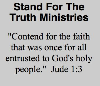 Stand For The Truth Ministries