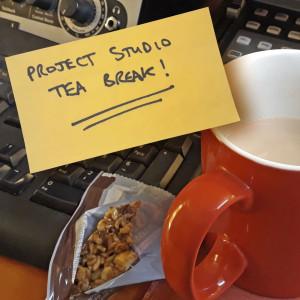 Project Studio Tea Break