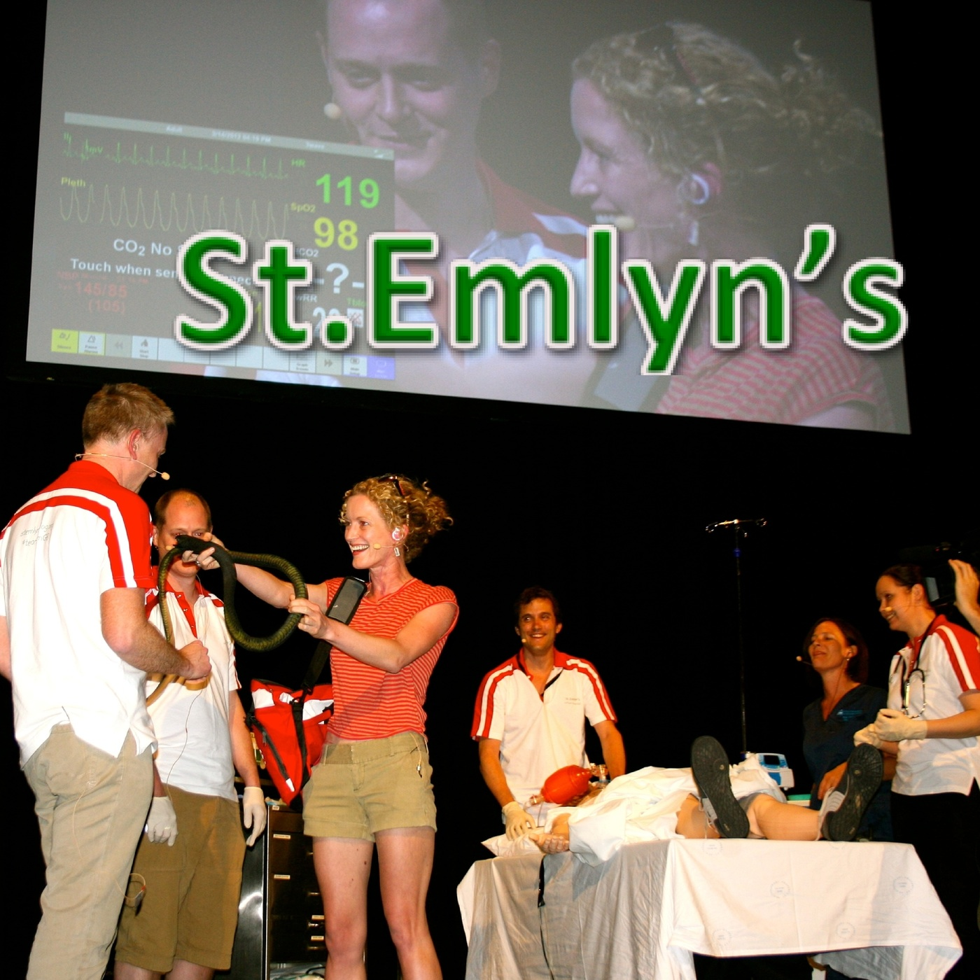 The St.Emlyn's virtual hospital podcast