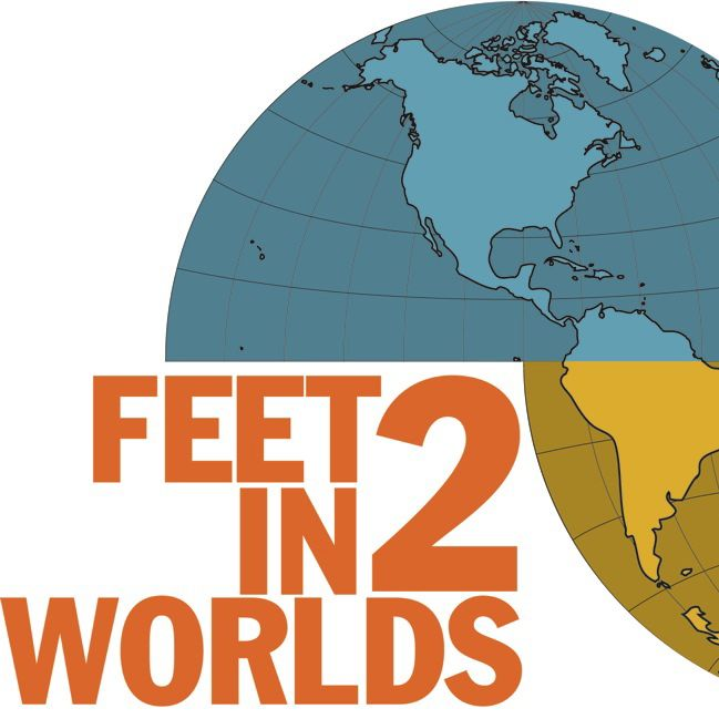 Feet In Two Worlds