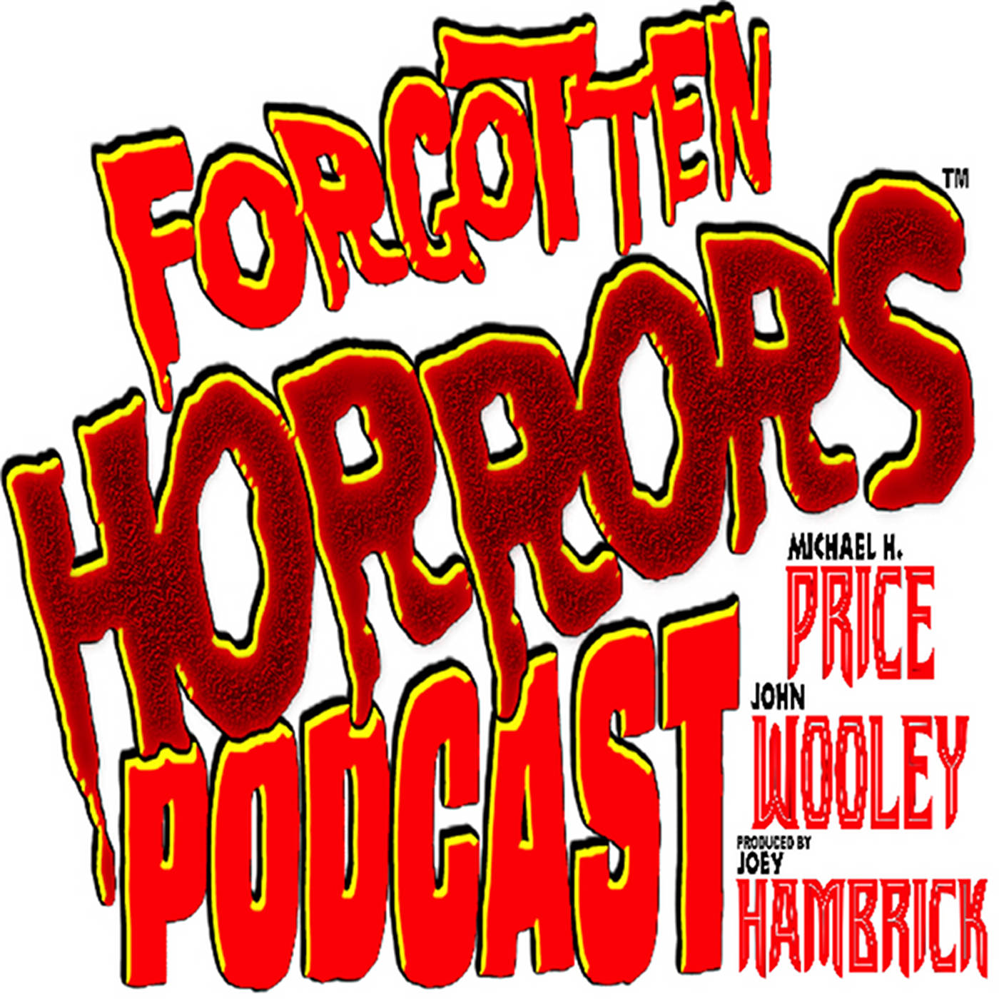 the Forgotten Horrors Podcast