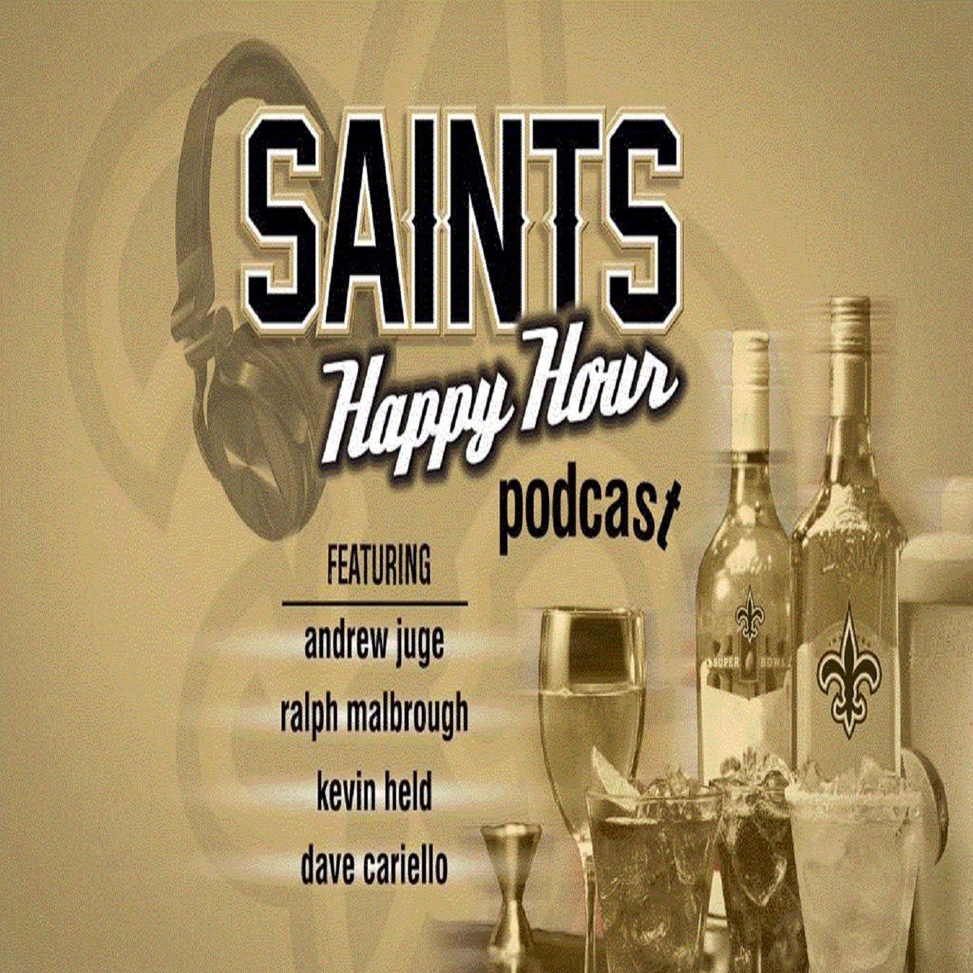 Saints Happy Hour