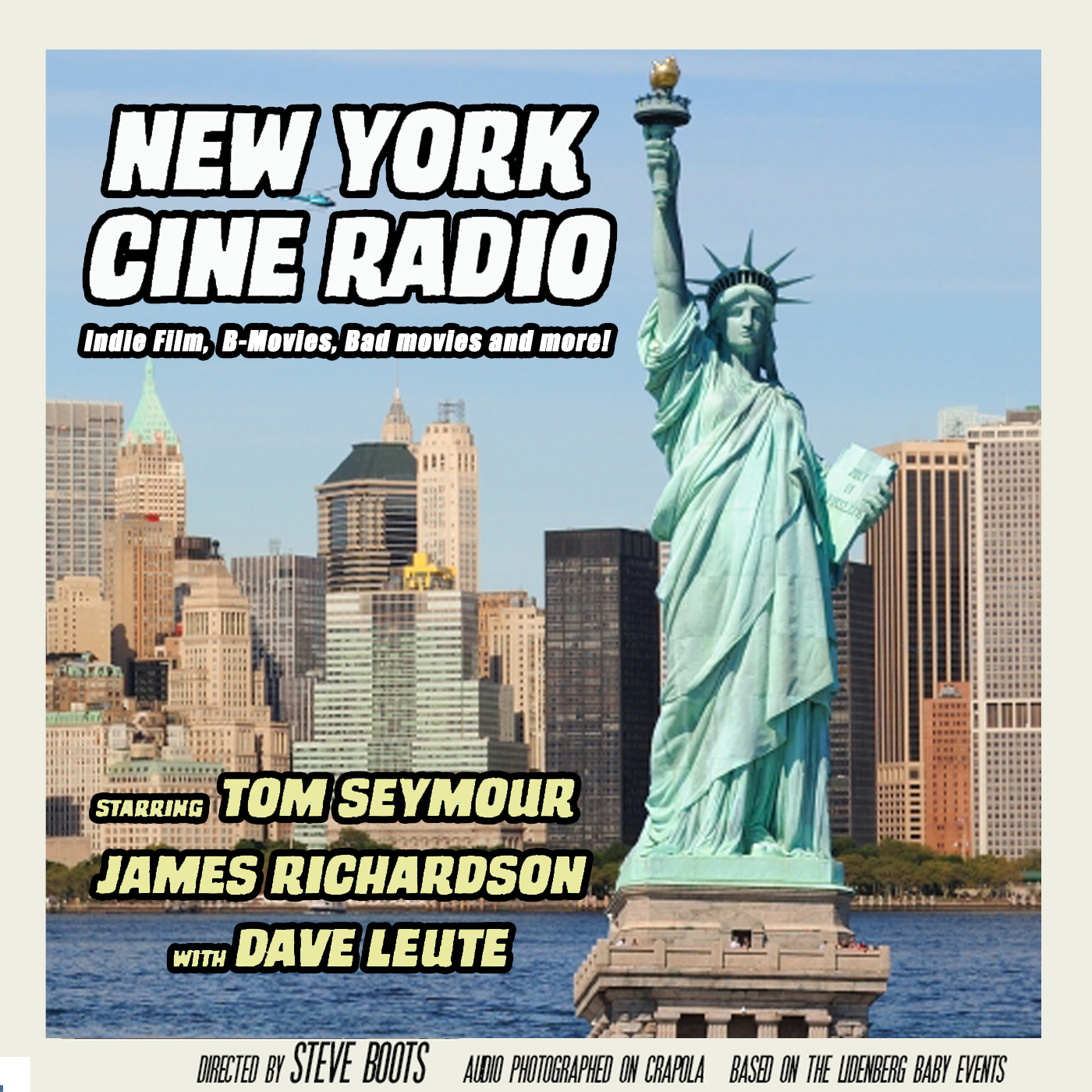 NEW YORK CINE RADIO