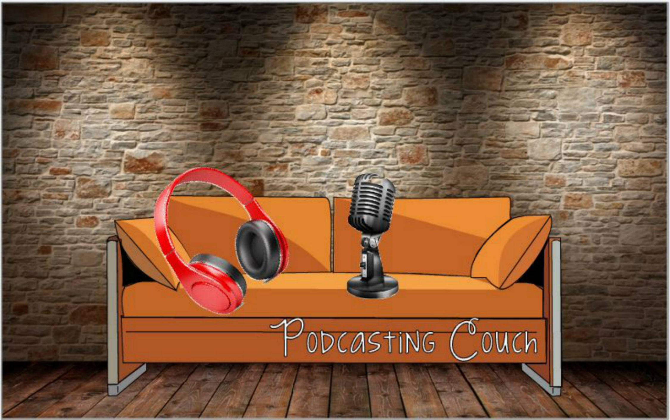 Podcasting Couch