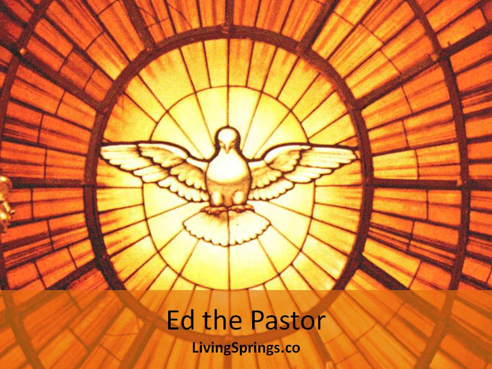 Ed the Pastor