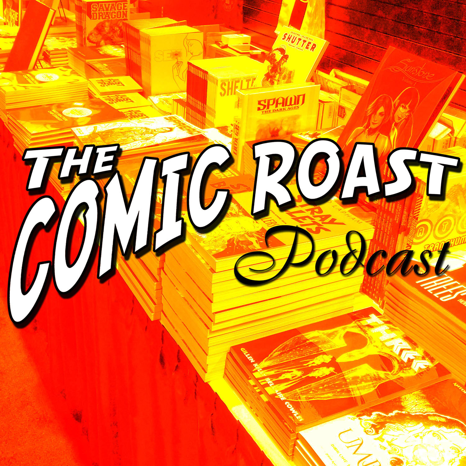 The Comic Roast