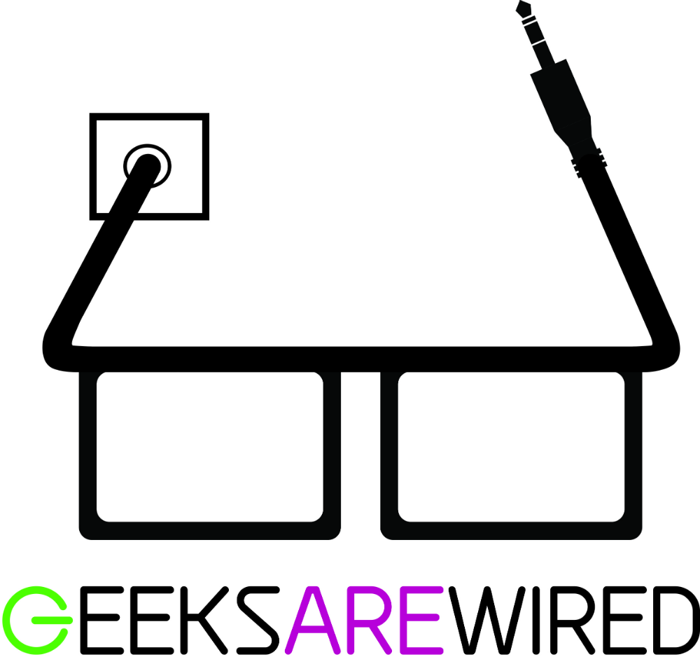 Geeks Are Wired Podcast - cover