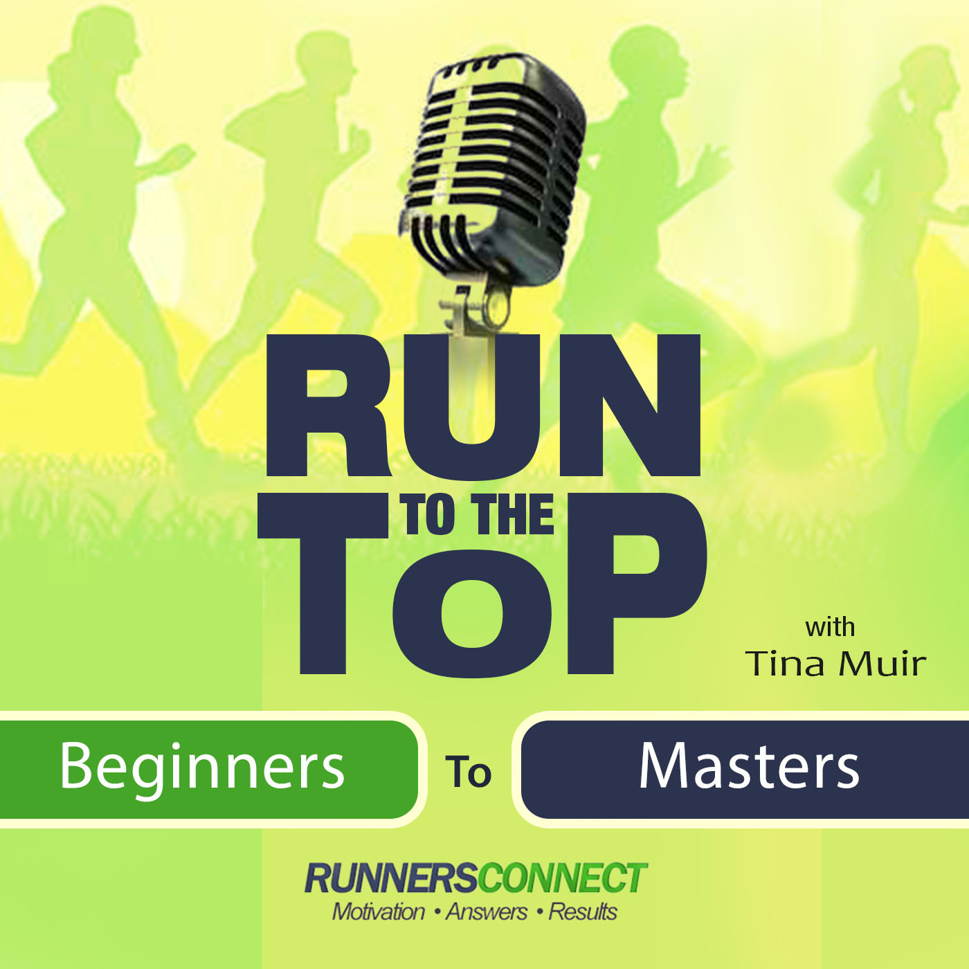 Tina Muir chats with Running Influencers, Researchers, Olympians, Experts & Everyday Runners