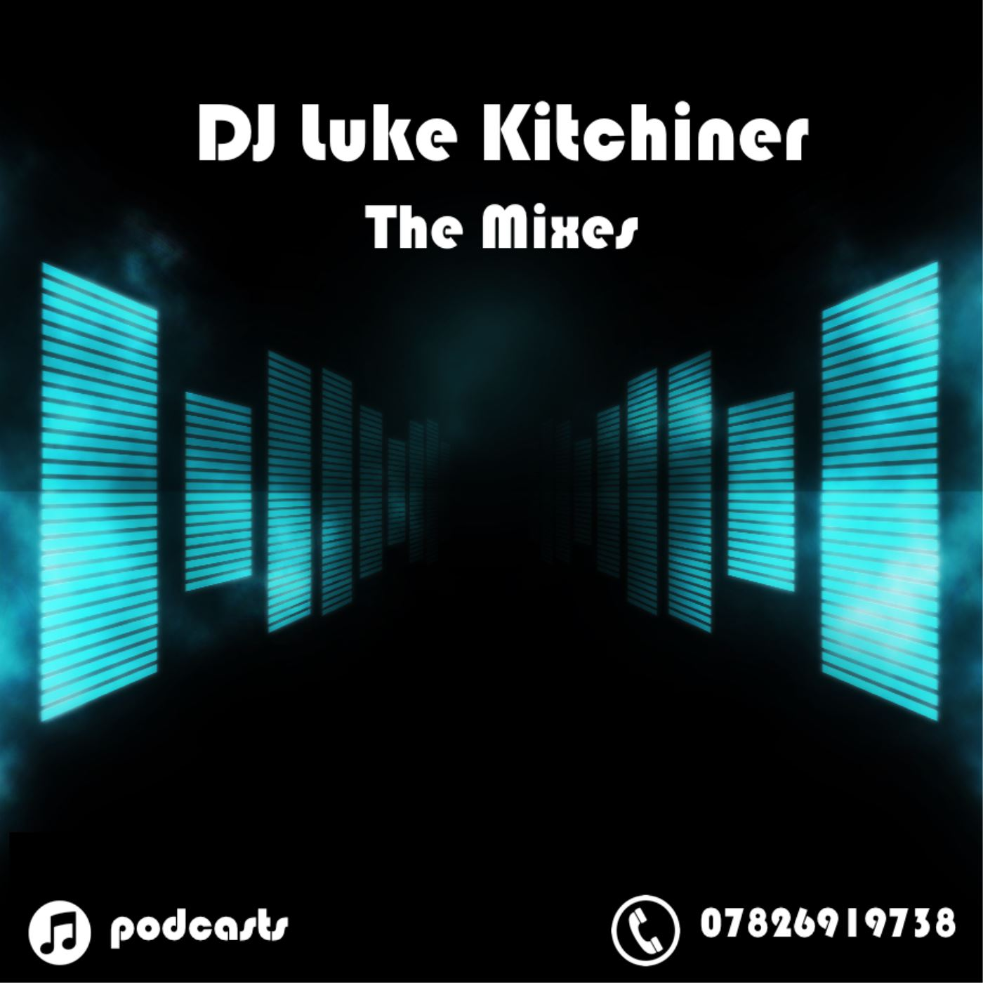 DJ Luke Kitchiner