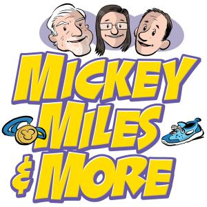 The Mickey Miles & More Podcast