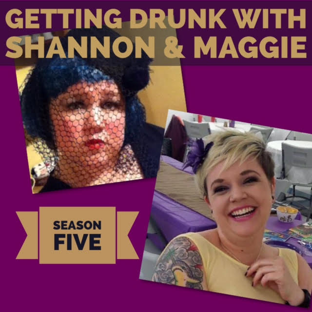 Getting Drunk with Shannon and Maggie