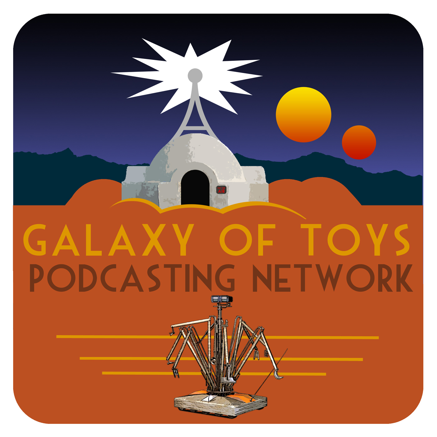 Galaxy Of Toys Podcasting Network
