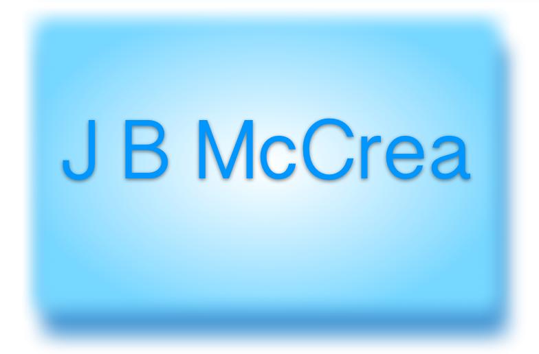 Welcome to J B McCrea Ltd